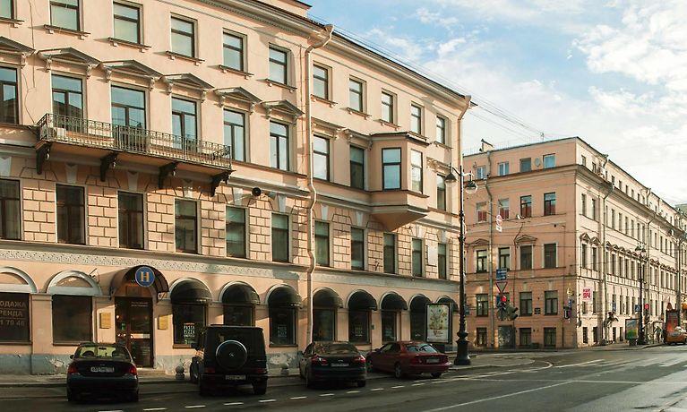 Comfort Hotel Saint Petersburg